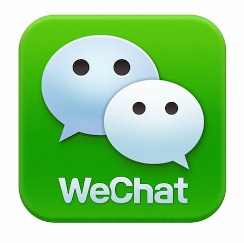 wechat we chat Rising web agency