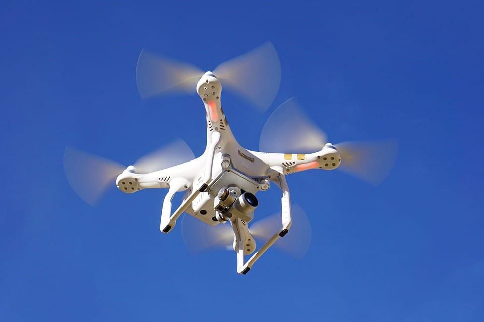 droni logistica web agency milano Rising