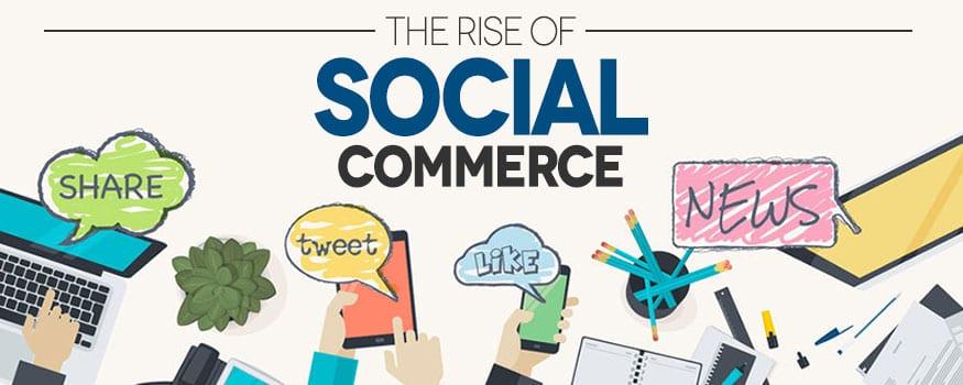 social commerce web agency RISING web marketing