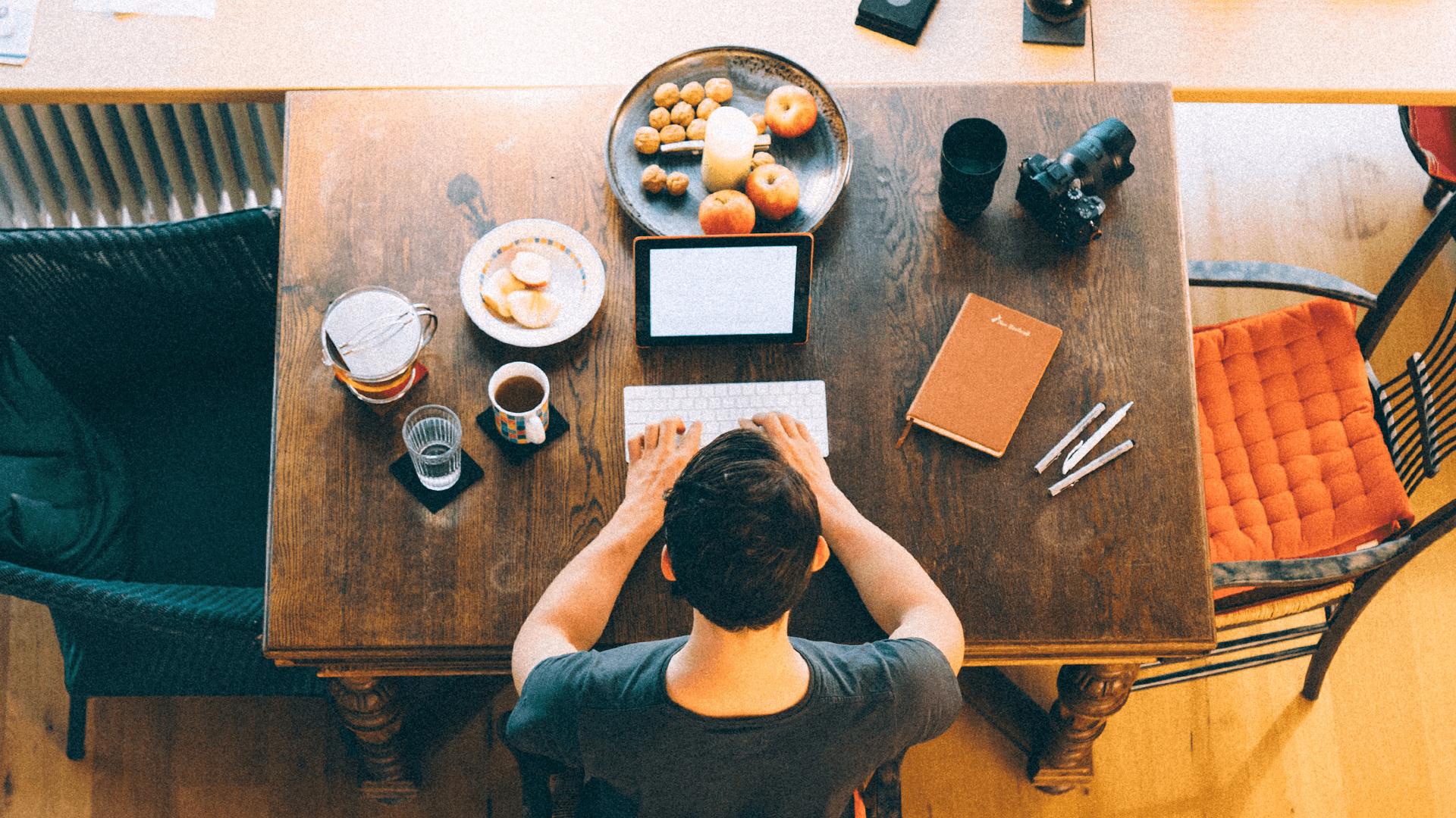 smart working lavorare da casa web digitalizzazione