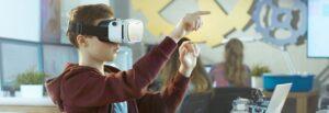 VR realtà virtuale aumentata