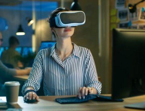 Come può essere utile alle aziende la Virtual Reality nell'era post-COVID?