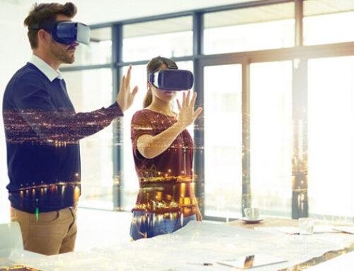 Realtà aumentata e realtà virtuale per le aziende: il futuro è oggi!